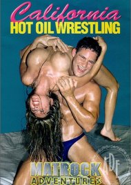 California Hot Oil Wrestling Porn Video