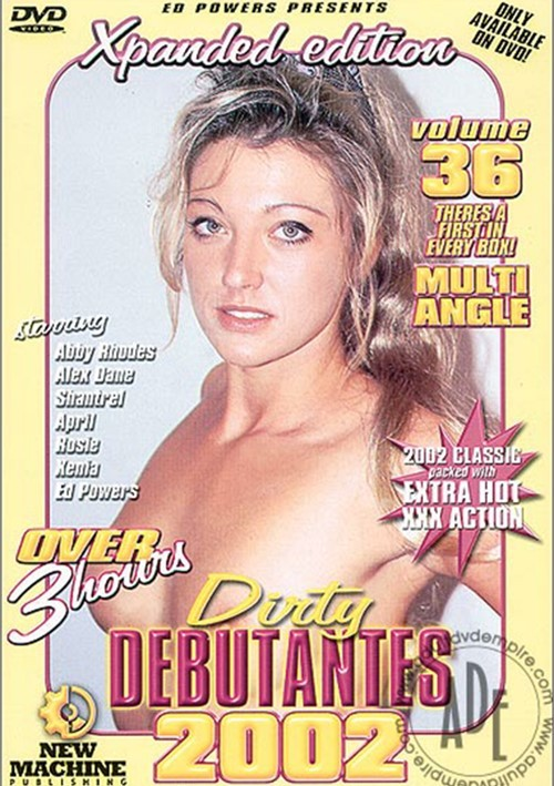 Dirty Debutantes #36 1995 Shantrel Amateur