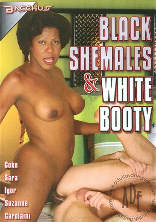 Black Shemales & White Booty Fetish Carolaini 2011
