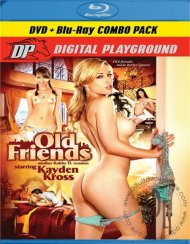 Old Friends (DVD + Blu-ray Combo) Blu-ray Image from Digital Playground.