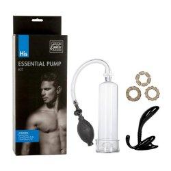 His Essential Pump Kit Sex Toy
