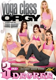 Yoga Class Orgy DVD porn movie from Third Degree Films.