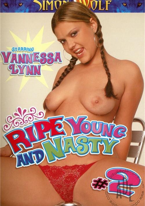 Ripe Young and Nasty 2 Amber Peach Simon Wolf Vanessa Lynn