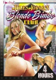 Jules Jordan Blonde Bimbo Club Porn Movie