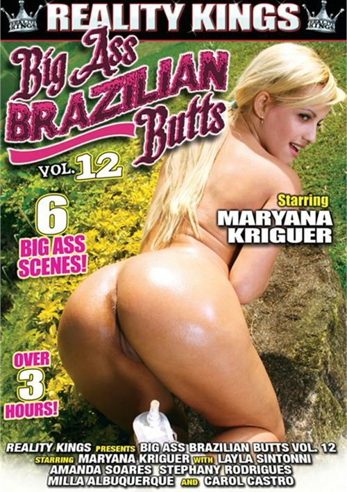 Big Ass Brazilian Butts Vol. 12 image