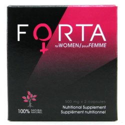 Forta For Women - 2 Capsule Pack Sex Toy