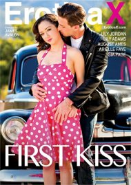 First Kiss DVD porn movie from EroticaX.