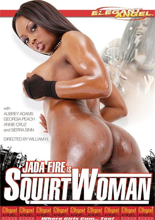 Jada Fire Is Squirt Woman Georgia Peach Squirting Elegant Angel