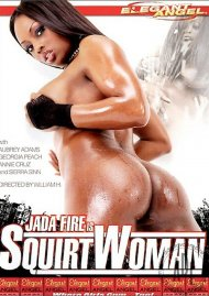 Jada Fire Is Squirt Woman Porn Movie