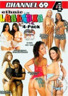 Ethnic Lesbians 4-Pack Porn Movie