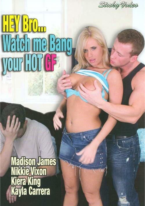 Hey Bro... Watch Me Bang Your Hot GF Madison James Kiera King Kayla Carrera