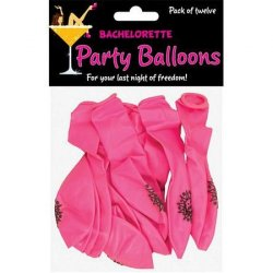 Bachelorette Party Balloons Sex Toy