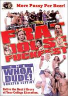 Frat House Fuckfest Porn Video