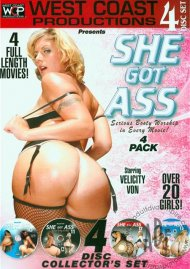 She Got Ass 4 Pack Porn Movie
