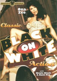 Classic Black On White Action Porn Video