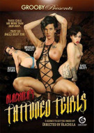 Blackulas Tattooed TGirls Porn Movie