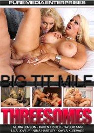 Big Tit MILF Threesomes Porn Video