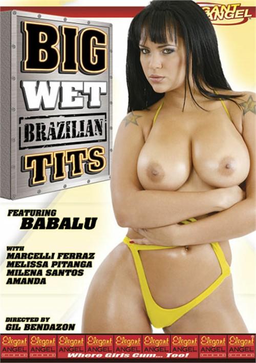Big Wet Brazilian Tits