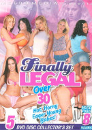 Finally Legal (5 Pack) Porn Movie