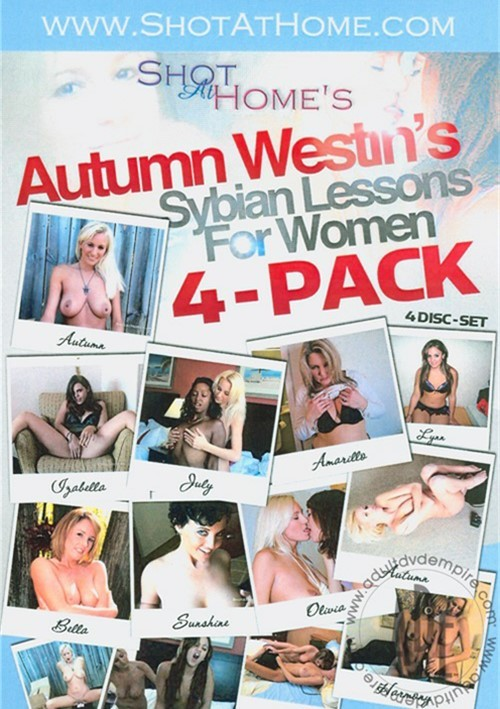 Autumn Westin's Sybian Lessons For Women 4-Pack Autumn Westin 2011 All Sex