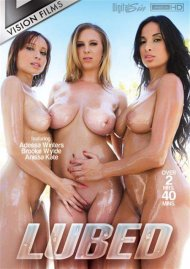 Lubed DVD Image from Vision Films.
