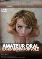 Amateur Oral Exhibitions: POV Vol. 2 Porn Video