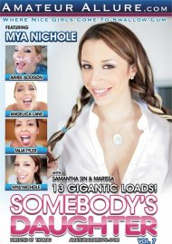 Somebody's Daughter Vol. 7 DVD porn movie from Amateur Allure.