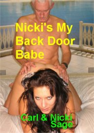 Nicki's My Backdoor Babe Porn Video