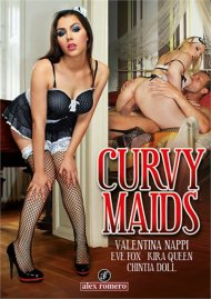 Curvy Maids HD porn video from Alex Romero.