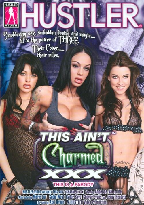 This Ain't Charmed XXX Sadie West Angelina Valentine Ryder Skye