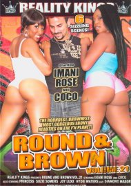 Round And Brown Vol. 21 Porn Movie