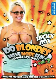 Do Blondes Have More Fun? Vol. 2 Porn Movie