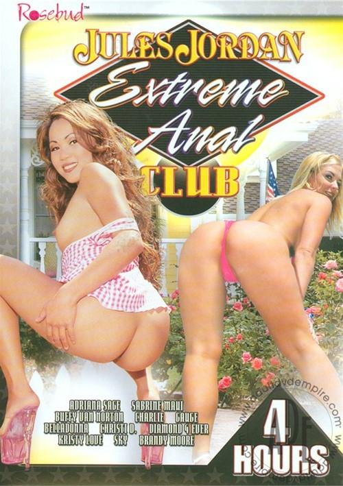 Jules Jordan Extreme Anal Club