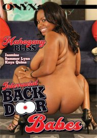 Interracial Backdoor Babes Porn Video