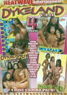 Dykeland Vol. 1-4 Porn Movie