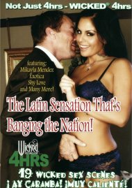 Latin Sensation Thats Banging The Nation, The Porn Movie