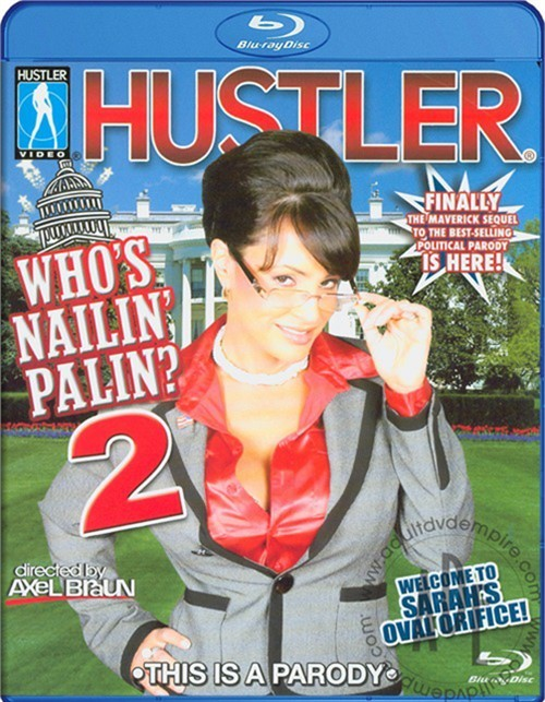 Hustler Presents Who's Nailin' Palin 2 Porn Parody Movie