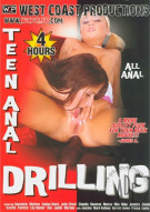 Teen Anal Drilling Porn Movie
