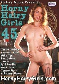 Horny Hairy Girls 45 Porn Movie