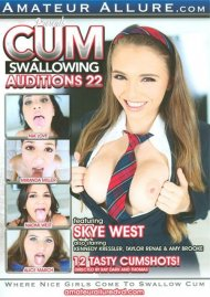 Cum Swallowing Auditions Vol. 22 Porn Movie