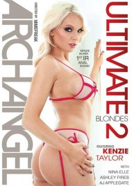 Ultimate Blondes 2 HD porn video from ArchAngel.