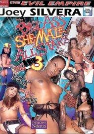 Joey Silveras Big Ass She-Male All Stars 3 Porn Movie