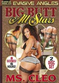 Big Butt All Stars: Ms. Cleo Porn Video