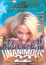 Ass Eaters Unanimous 22 Porn Movie