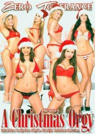 Christmas Orgy, A Porn Movie