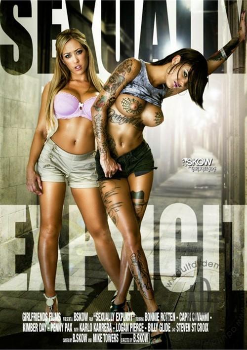 Sexually Explicit