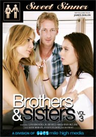 Brothers & Sisters Vol. 3 DVD porn movie from Sweet Sinner.
