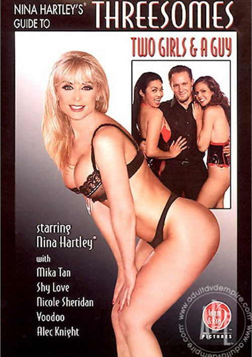 Nina Hartleys Guide To Threesomes