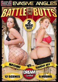 Battle Of The Butts: Naomi Vs. Sarah Jay Porn Movie