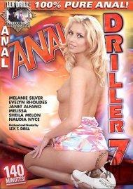 Anal Driller 7 Porn Video